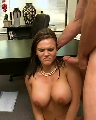 Mackenzee Pierce craves cock and loves the long pole going in her mouth