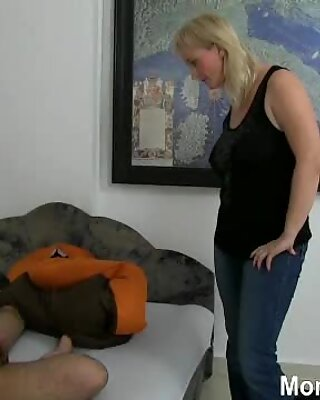 Huge Tits And Anal Play With Hot Mature Lady