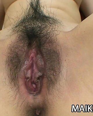 Mami Osumi - Gorgeous Asian Milf Fucked Relentlessly