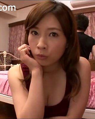 Saki Okuda is hot to trot 6