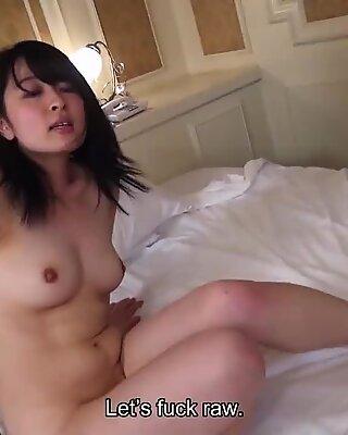 Japanese gal, Kaoru Miyashiro likes 69, uncensored