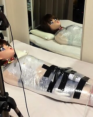 kigurumi mummification two