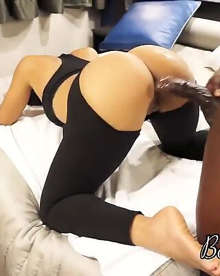 Best couple in porn - Perfect fat ass and her bbc