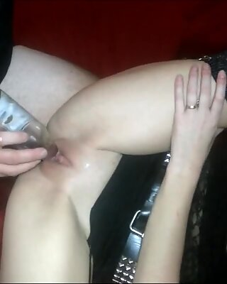 Beer bottle pummel and pack like you've never seen before ;-)