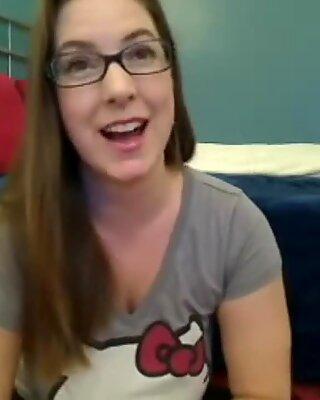 Webcam Ambercutie another Full Cam Show