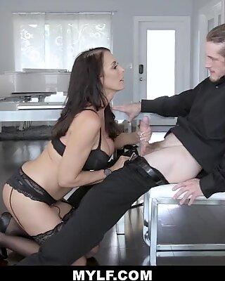 MYLF - Slipping A Big Dick Inside Horny Mom