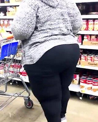 Granny Bubble Ass