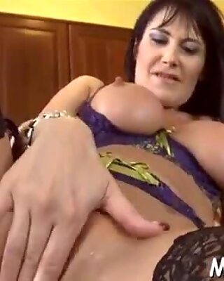 From behind fucking with mother i'_d like to fuck