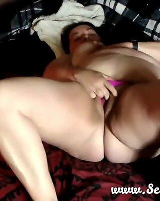 Sexy BBW Sold Pink Panties