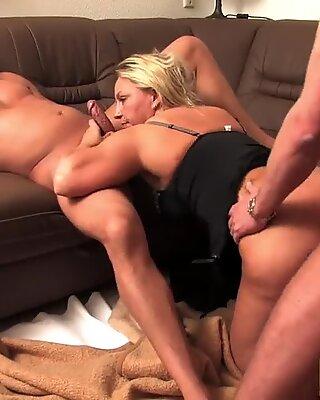 threesome with my wifey