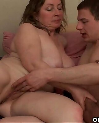 Granny says an orgasm a day keeps the doctor away