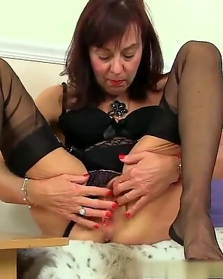Gaping Granny Cunts from the UK #1