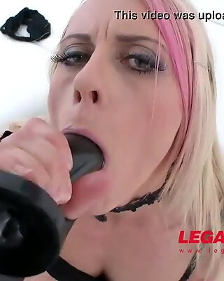 Brittany Love nasty MILF got DAP'_ed and ass fucked by 5 guys (gape &amp_ prolapse) SZ863