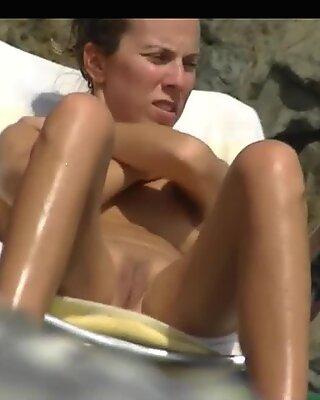 Nude Beach Girls Voyeur Spycam Hd Video Teaser