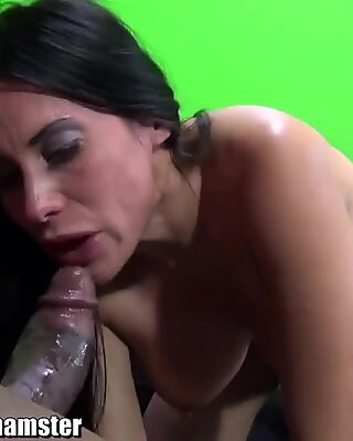 ImmoralLive Hot & curvy Mature Latina fucked by a huge black