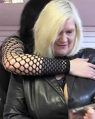 Horny Lacey Starr visiting a sex shop with girlfriend