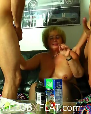 CLUBXFLAT- Old boss gets fucked
