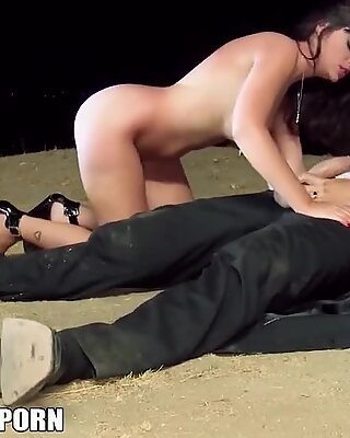Ava Dalush meets her match - Brazzers