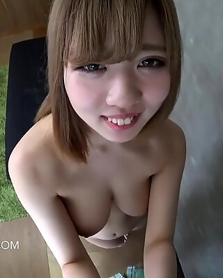 big-boobed Asian Teen Asuka and the Fountain of white enjoy - Covert Japan