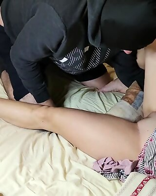 Russian Femdom Wife Talking with Lover and Humiliates her Cuckold (English Subtitles) 4K 60FPS