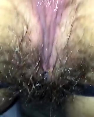 Fucking my girl with her vibrator